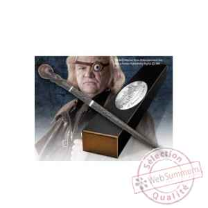 Harry potter replique baguette de maugrey fol-oeil (edition personnage) Noble Collection -NOB8288