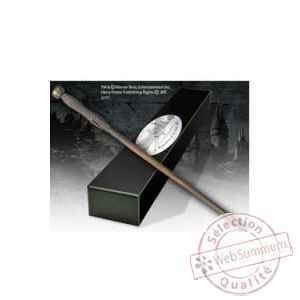 Harry potter replique baguette de nigel (edition personnage) Noble Collection -NOB8264