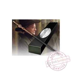 Harry potter replique baguette de professeur minerva mcgonagall (edition personnage) Noble Collection -NOB8290