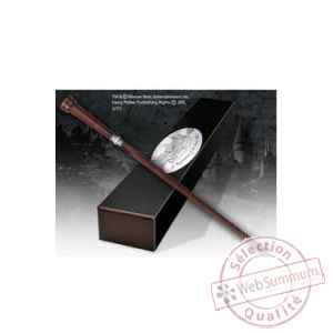 Harry potter replique baguette de rufus scrimgeour (edition personnage) Noble Collection -NOB8242