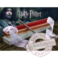 Harry potter réplique baguette de sirius black Noble Collection -nob7081