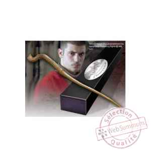 Harry potter replique baguette de viktor krum (edition personnage) Noble Collection -NOB8282