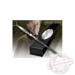 Harry potter replique baguette du professeur horace slughorn (edition personnage) Noble Collection -NOB8294