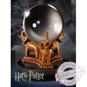 Harry potter replique boule de cristal 13 cm Noble Collection -nob7364