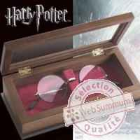 Harry potter replique des lunettes de harry Noble Collection -nob07860