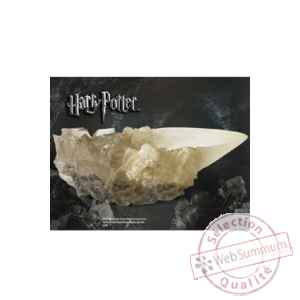 Harry potter replique la coupe de cristal Noble Collection -nob1009