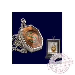 Harry potter replique medaillon horcrux de salazar serpentard Noble Collection -NOB7968