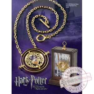 Harry potter replique retourneur de temps Noble Collection -nob7017
