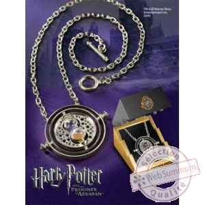 Harry potter retourneur de temps (argent) Noble Collection -nob7878