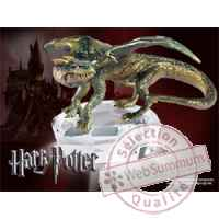 Harry potter statuette vert gallois 9 cm Noble Collection -nob7064