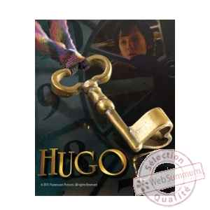Hugo cabret replique cle en forme de coeur Noble Collection -NOB2097