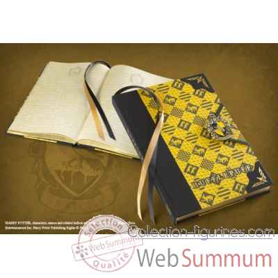 Journal - poufsouffle - harry potter Noble Collection -NN7341