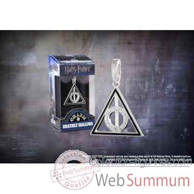 Les reliques de la mort - charm lumos - harry potter Noble Collection -NN1028