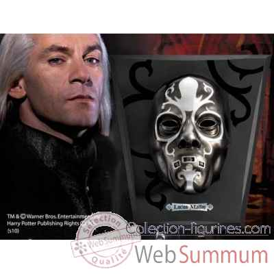 Masque de lucius malefoy Noble Collection -NN7118