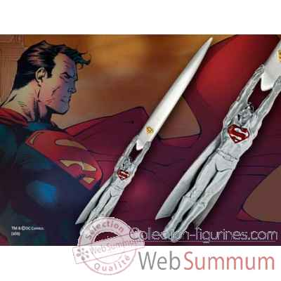 Ouvre-lettres - superman™ Noble Collection -NN4515