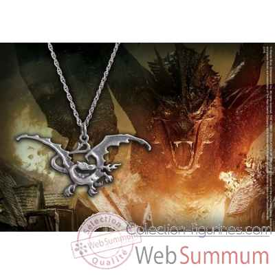 Pendentif smaug Noble Collection -NN6023