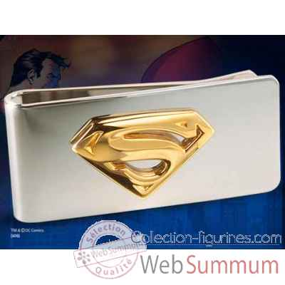 Pince a billets - superman returns™ Noble Collection -NN4018