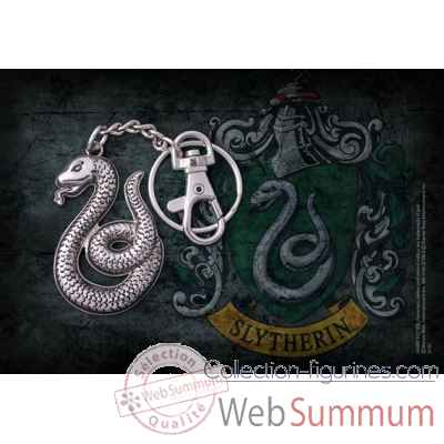 Porte-cles serpent de serpentard - harry potter Noble Collection -NN7722