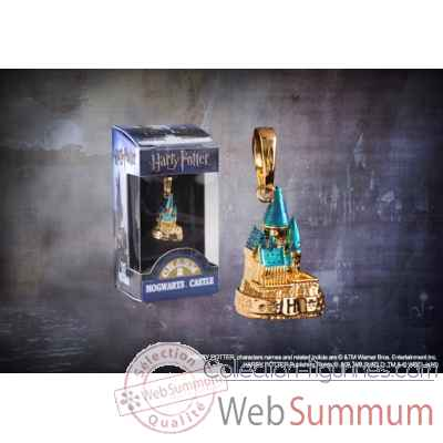 Poudlard dore - charm lumos - harry potter Noble Collection -NN1032