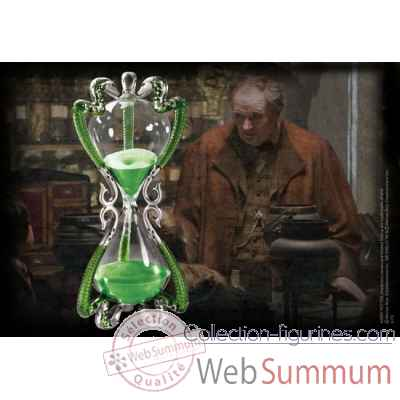 Sablier du professeur slughorn Noble Collection -NN7389