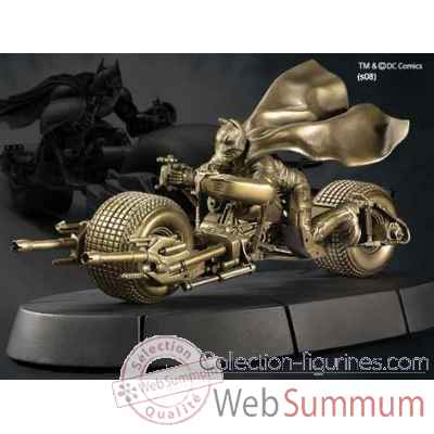Sculpture bronze - bat pod Noble Collection -NN4611