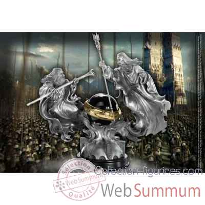 Sculpture combat des magiciens Noble Collection -NN9129