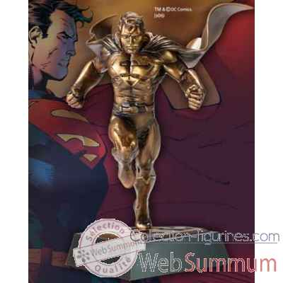 Statue bronze - superman™ Noble Collection -NN4361