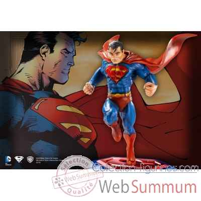 Superman - sculpture comic book Noble Collection -NN4789