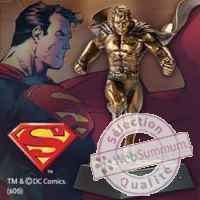 Superman statuette bronze 25 cm Noble Collection -nob04361