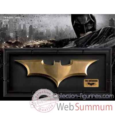 The batarang - the dark knight rises Noble Collection -NN4129
