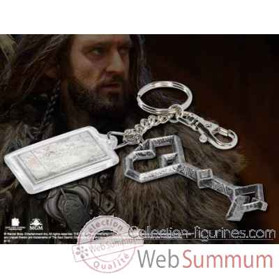 Thorin oakenshield™ - porte-cles Noble Collection -NN1251