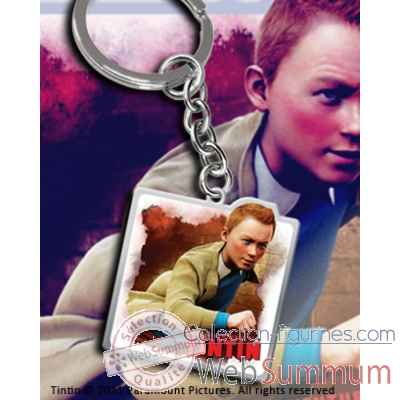 Tintin - porte-cles metal Noble Collection -NN2080