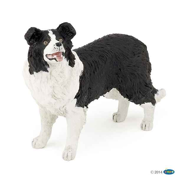 Figurine Border collie Papo -54008