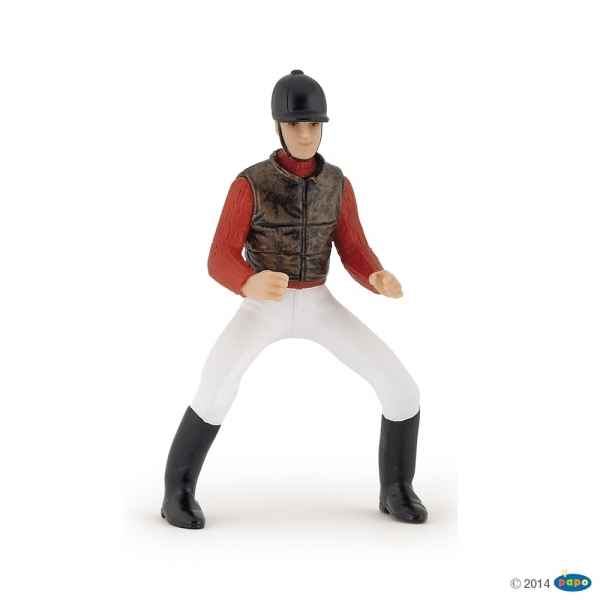 Figurine Cavalier fashion Papo -52003