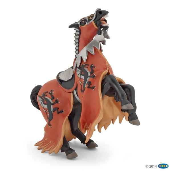 Figurine Cheval du demon des enfers Papo -38917