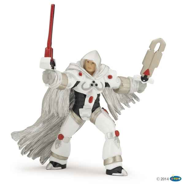 Figurine Cyberknight warrior Papo -70116