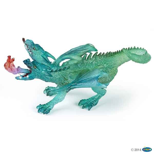 Figurine Dragon emeraude Papo -36008