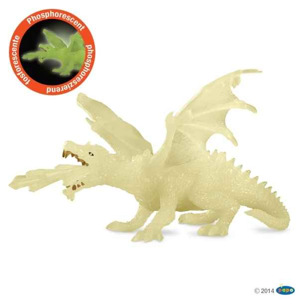 Figurine Dragon phosphorescent Papo -36009