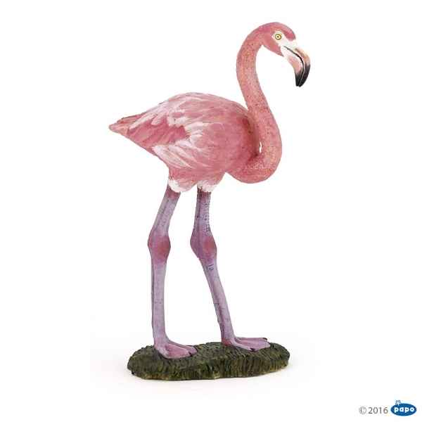 Figurine Flamant rose Papo -50187