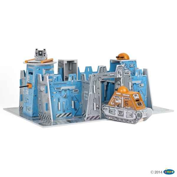 Figurine Galactic fortress Papo -60400