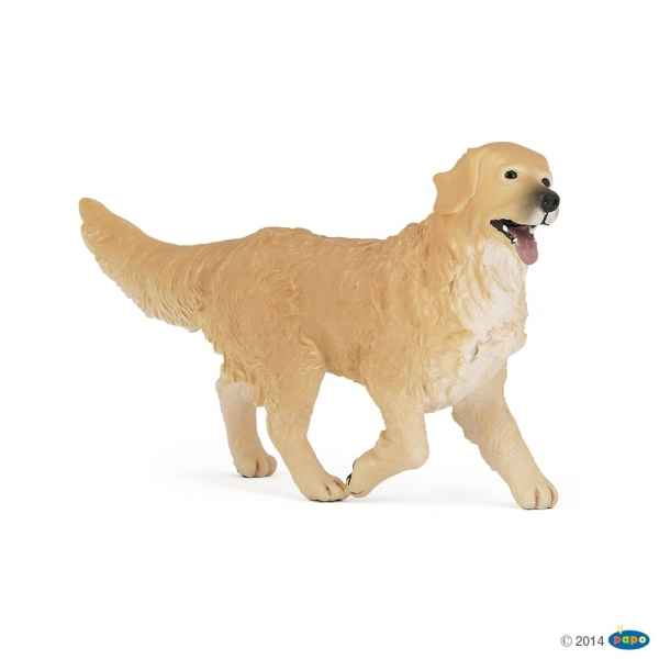 Figurine Golden retriever Papo -54014