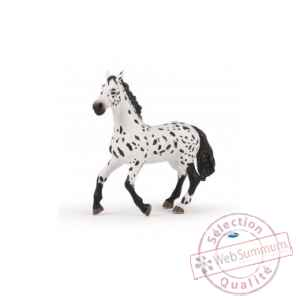 Figurine Grand cheval appaloosa Papo -50199