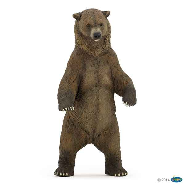Figurine Grizzly Papo -50153