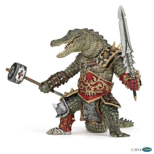 Figurine Mutant crocodile Papo -38955