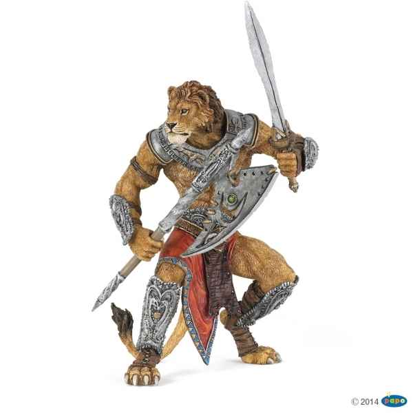 Figurine Mutant lion Papo -38945