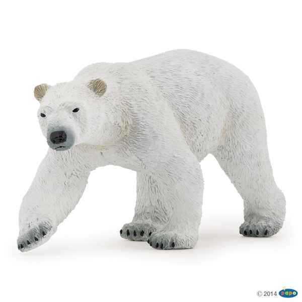 Figurine Ours polaire Papo -50142