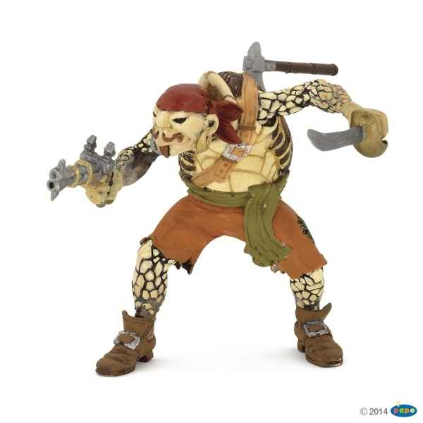 Figurine Pirate mutant tortue Papo -39461