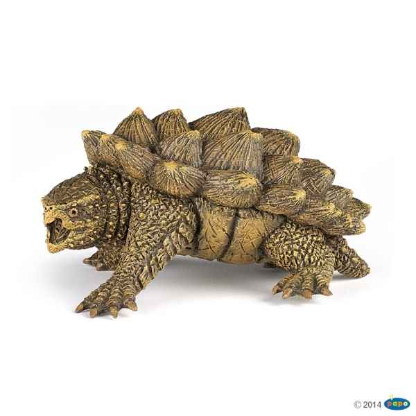 Figurine Tortue alligator Papo -50179