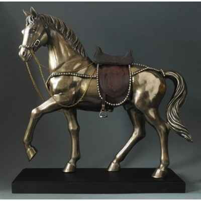 Figurine Body talk bt horses Parastone -WU76735