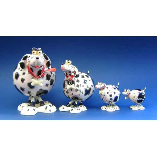 Figurine animal antics chien (moyen) - rr45014
